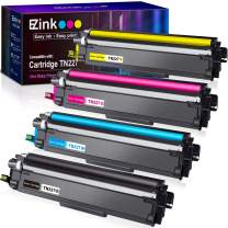 E-Z Ink (TM) with Chip Compatible Toner Cartridge Replacement for Brother TN227 TN-227 TN227bk TN223 TN-223 use with MFC-L3770CDW MFC-L3750CDW HL-L3230CDW HL-L3290CDW HL-L3210CW MFC-L3710CW (4 Pack)