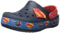 Crocs Kids' Crocband Superman Clog K