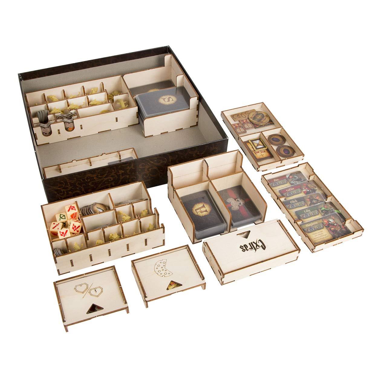 The Broken Token Box Organizer for Mice and Mystics