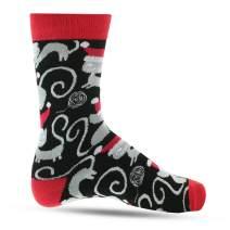 Christmas Socks For Women: Ultra Soft Holiday Crew Sock For Ladies & Girls: Festive Novelty Gifts For Women Mom