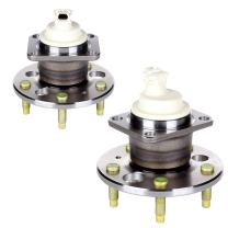 SCITOO Compatible with Both(2) 512244 Rear Wheel Hub Bearing Assembly fit 2006-2009 Buick Chevy 5 Lugs w/ABS