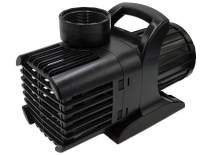 Aqua Pulse 10,000 GPH Submersible Pump with 100 Foot Cord for Ponds, Water Gardens, Pondless Waterfalls and Skimmers