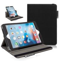 iPad Mini EMF Radiation Blocking Case - SafeSleeve Tablet Case for iPad Mini 1, 2, 3, 4 - Black