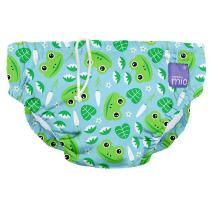 Bambino Mio, Reusable Swim Diaper, Extra Large (2 Years+), Leap Frog