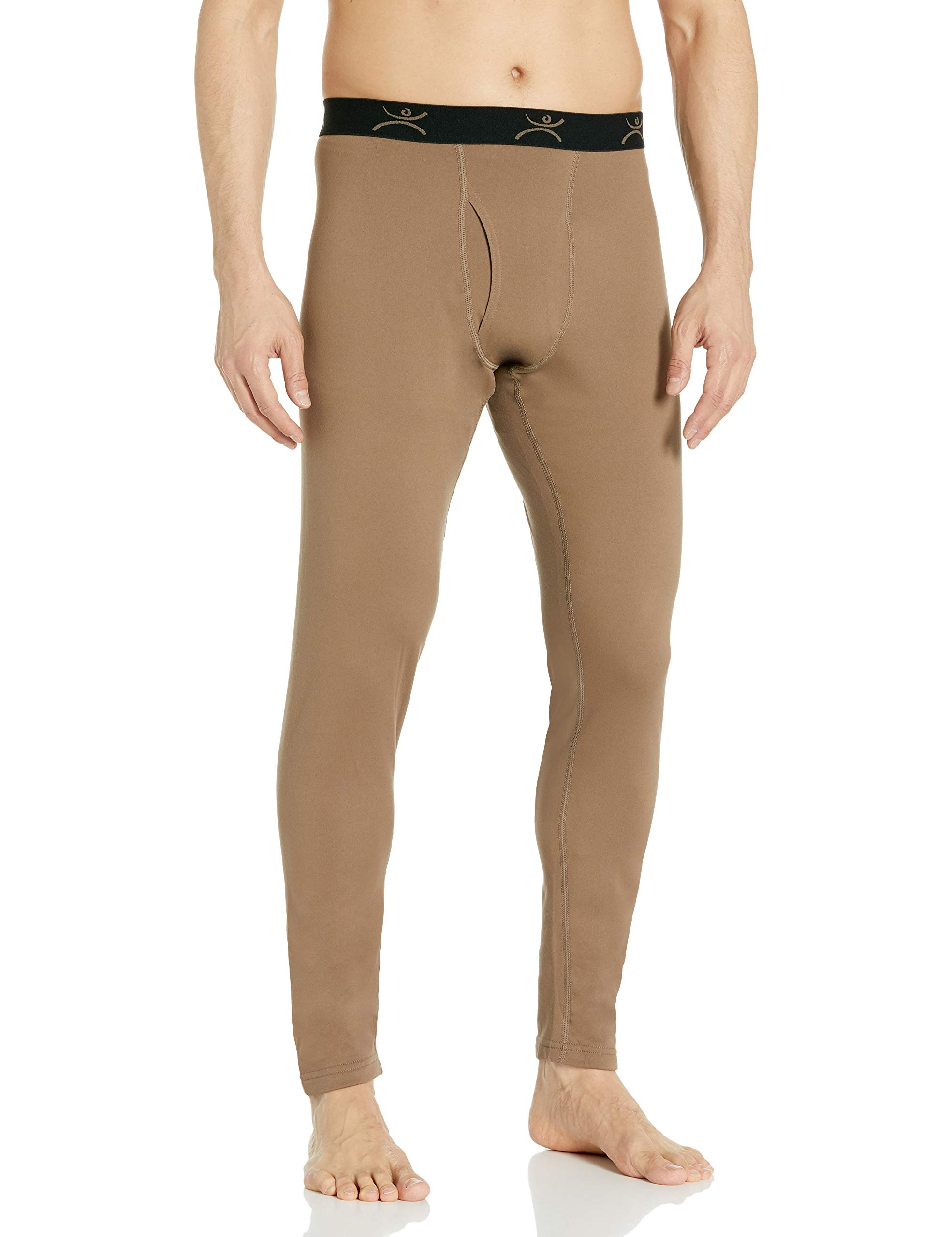 Terramar Men's M Tall Pant, Military Brown, 2XL