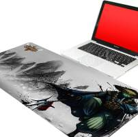 Desk York XX Large Oversized Mousepad - Best for Gaming Mouse Pad & Desk Organizing - (League of Legends)