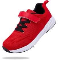 Santiro Kids Sneakers Boys Girls Breathable Lightweight Tennis Athletic Running Shoes (Little Kid/Big Kid)
