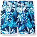 Kanu Surf Boys' Yolo Quick Dry Beach Swim Trunks