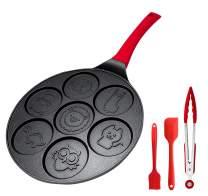 Mini PancakePan - Pancake Griddle - Animal Mold Pancake Panfor Kids
