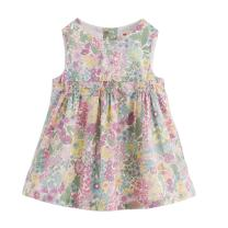 marc janie Baby Toddler Girls' Floral Print Princess Dress