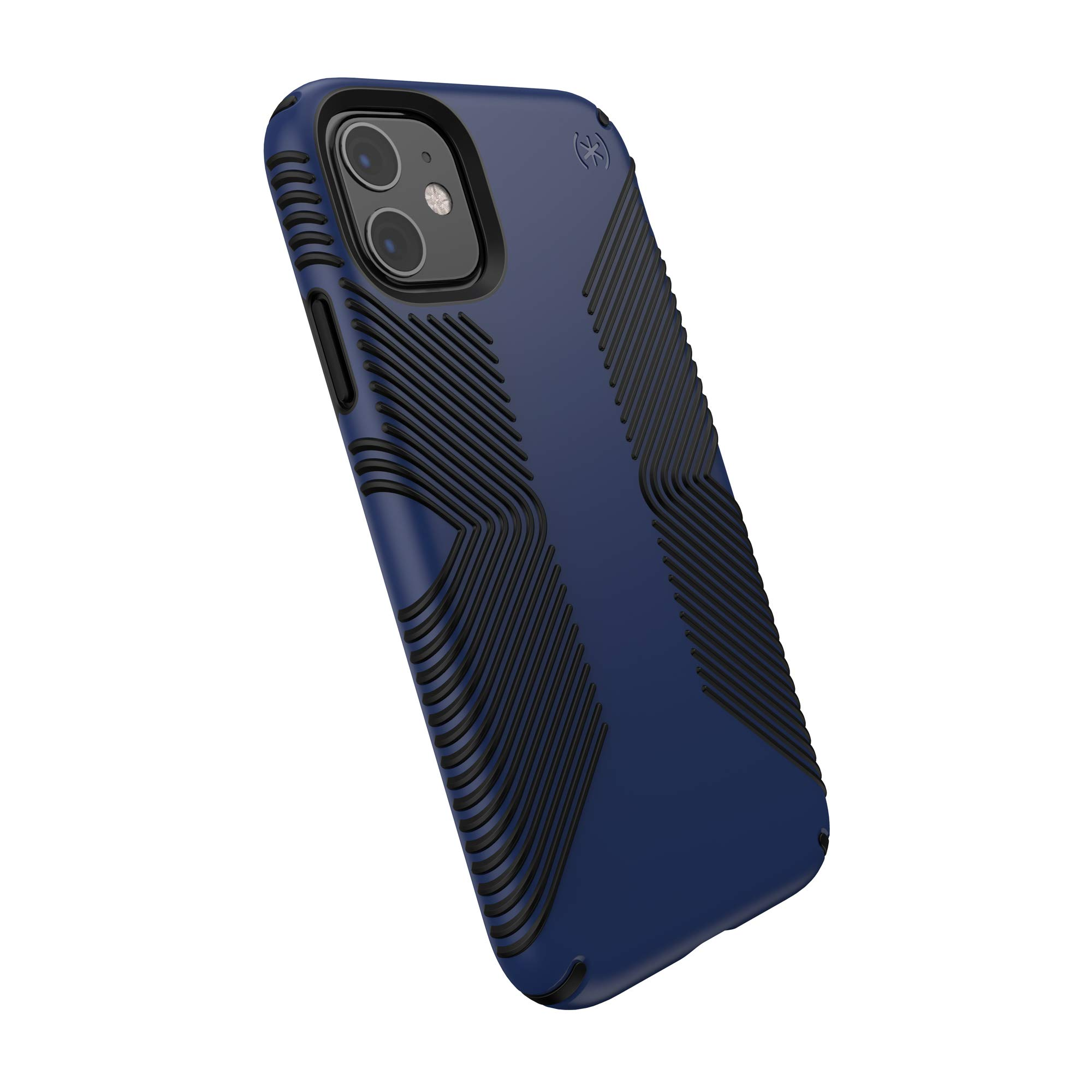 Speck Products Presidio Grip iPhone 11 Case, Coastal Blue/Black