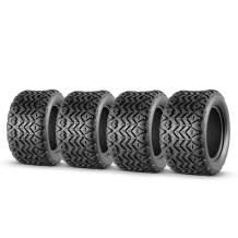 MaxAuto Golf Cart Tires 22x11-12 22/11-12 22x11x12, 4Ply (4 Pack)
