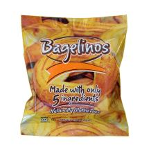 Bagelinos Flavor Box with Coffee, Blueberry and Roasted Garlic Bagels, 2.9 OZ each, Box of 18