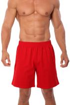 Men's American Made Classic Cotton Pocket Shorts