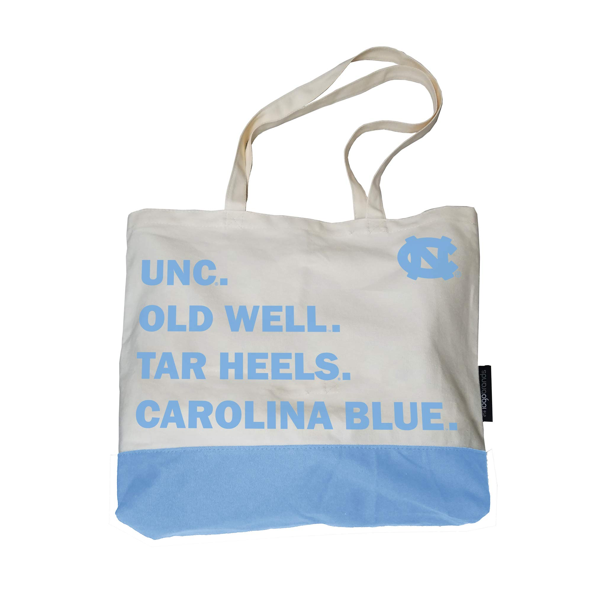 Logo Brands Officially Licensed NCAA Favorite Things Tote, One Size