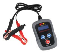 Performance Tool W2998 Digital 12 Volt Portable Battery Analyzer (200-1200 Battery Types: LA, AGM, and Vrla), 1 Pack
