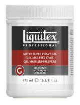 Liquitex 5816 Professional Matte Super Heavy Gel Medium, 16-oz