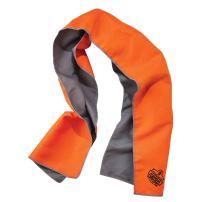 Ergodyne Chill Its 6602MF Cooling Towel, Soft Microfiber Material, UPF 50+