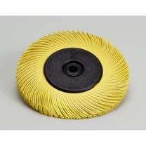 Scotch-Brite(TM) Radial Bristle Brush Replacement Disc T-C 80 Refill, 6000 RPM, 7.62 Diameter x 1 Width, 80 (Pack of 70)