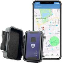 Spark Nano 7 with Magnetic Water Resistant Case for Car, Truck and Fleet Vehicle Real-Time LTE 4G GPS Tracking