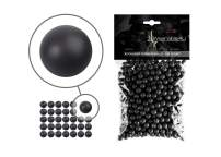 Wearable4U .43 Caliber Rubber Balls New Reusable Training Soft Rubber Balls for Paintball Guns