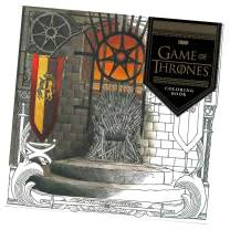 Various Adult Coloring Books – Relaxation, Focus, and Calming The Mind (Game of Thrones)