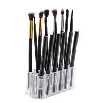 lureme Eyeliner Lip Liner Holder Organizer Clear Plastic Makeup Organizer, 26 Slots (cb000002)