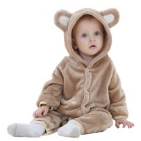 Borje Baby Girls Boys Romper Bear Style Jumpsuit Autumn & Winter Cosplay Clothes