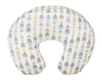 Org Store Premium Nursing Pillow Cover   Slipcover for Breastfeeding Pillows   Fits Most Boppy Pillows (Spring Colors)