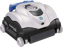 Hayward W3RC9742CUBY SharkVac XL Robotic Pool Vacuum with Caddy (Automatic Pool Cleaner)