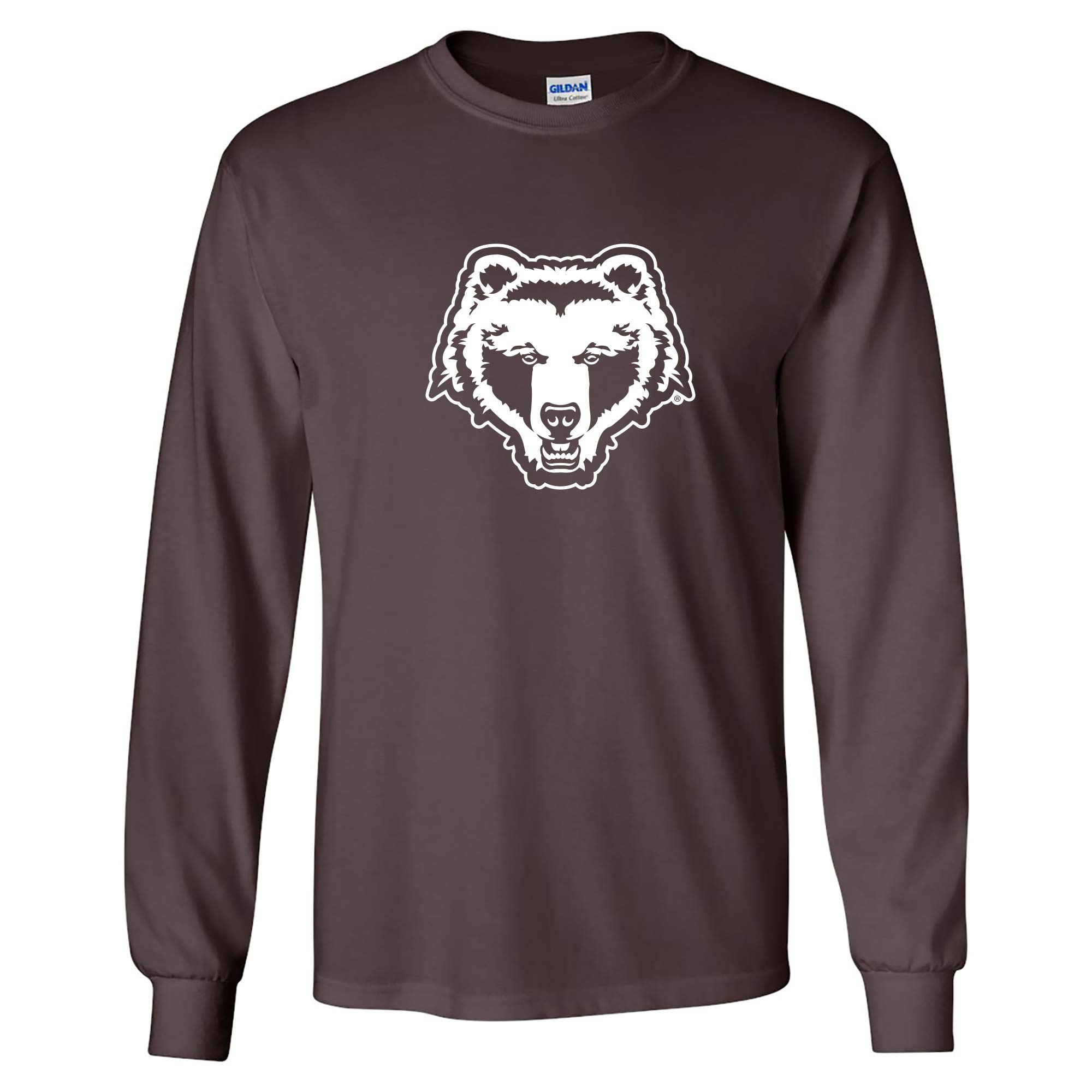 NCAA Officially Licensed College - University Team Color Primary Logo Long Sleeve