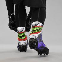 Green Grin Spats/Cleat Covers
