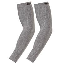 Zensah Compression Arm Sleeves- Sun, UV protection, Thermal Regulating sleeve for Men and Women