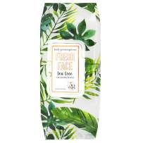 Body Prescriptions Tea Tree Facial Wipes, Detoxifying + Moisturizing, Deep Cleansing Face Towelettes, Refreshing + Nourishing, Gentle Cleansing Cloths (50 Wipes)