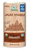 NATIERRAHimalaniaOrganic Cacao Powder Shaker | Non-GMO & Vegan  | 4 Ounce