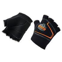 Ergodyne ProFlex 800 Padded Work Glove Liners, Small/Medium