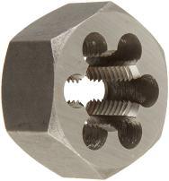 """Drill America 7/8""""-18 Carbon Steel Hex Die, DWT Series"""
