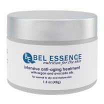 Bel Essence Intensive Anti Wrinkle Cream & Neck Cream, Anti Aging Face Moisturizer, Normal to Dry Skin: Reduces Fine Lines & Wrinkles, Firms Skin for Glowing Skin-1.5 oz