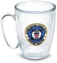 Tervis Military Coast Guard 15-Ounce Mug, Boxed