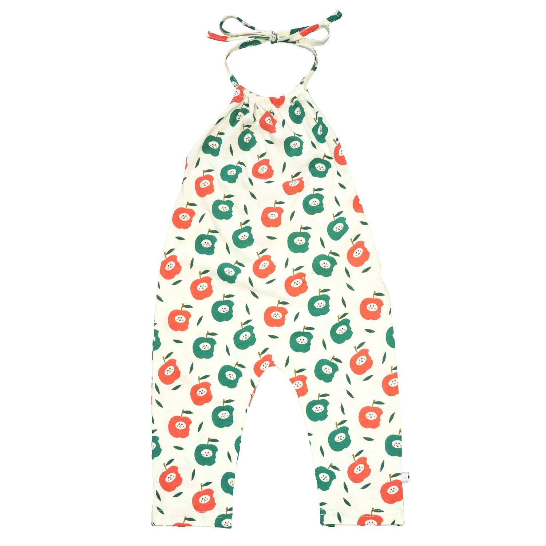 Babysoy Pattern Prints Halter Romper