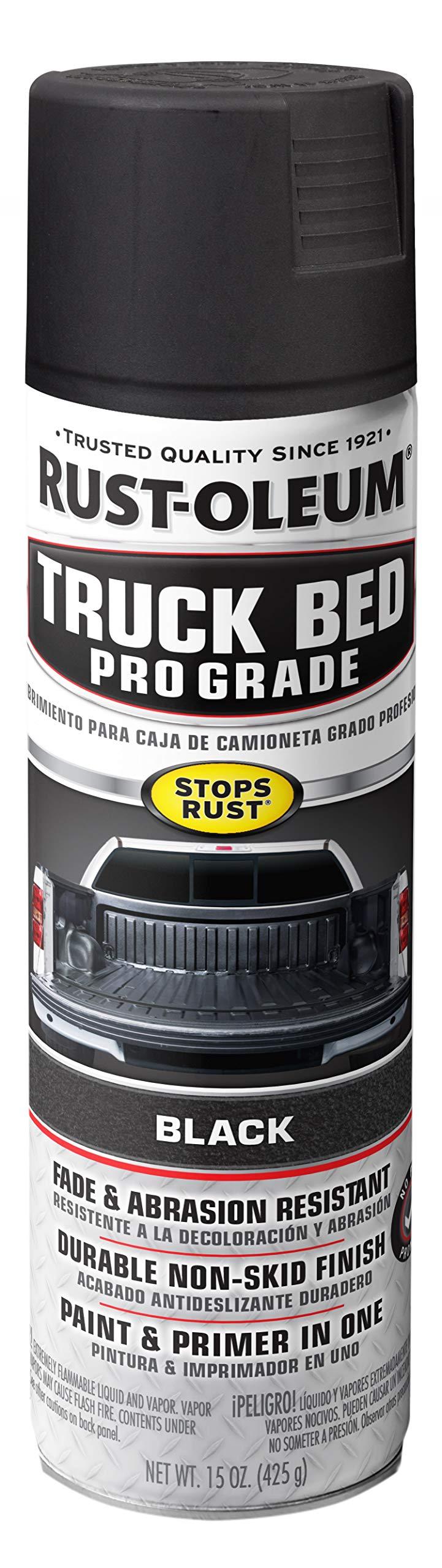 Rust-Oleum 272741 Automotive Spray Paint, Matte Black