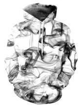 Loveternal Unisex Novelty 3D Digital Print Funny Hoodies Casual Pullover Hooded Sweatshirt for Men Women