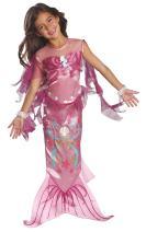 Rubie's Costume Pink Mermaid Child Costume, Toddler