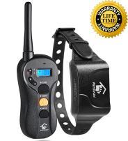 PETDIARY Dog Training Collar - Dog Shock Collar USD Rechargeable 3 Training Modes, Beep, Vibration and Shock (Dog Traning Collar)