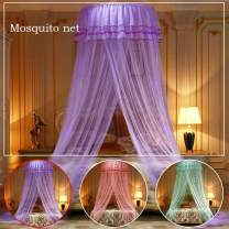 Adoture Princess Dome Mosquito Net Mesh Bed Canopy Bedroom Decoration Luxury Princess Bed Canopy Mosquito Net for Girls, Teens or Over Baby Crib in Nursery