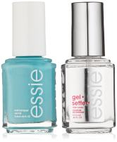 essie Gel Setter Ultimate Wear & Shine Color Kit, In The Cab-Ana