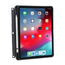 3 Holes iPad Pro Case Fit for iPad Pro 11-Inch 2018, Ipad Case with 3 Holes, for A4-Size 3-Ring Binder