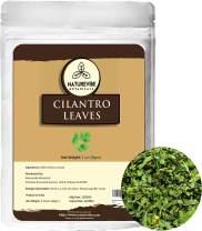 Naturevibe Botanicals Cilantro Leaves, 1 ounce | Non-GMO and Gluten Free | Coriandrum sativum L.