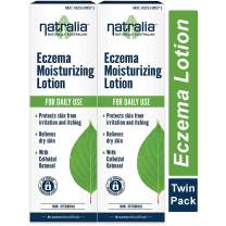 Natralia Eczema Moisturizing Lotion, 6 Ounce (Pack of 2)