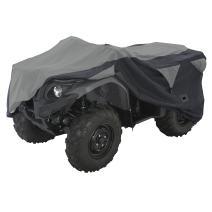 Classic Accessories QuadGear ATV Deluxe Storage Cover, X-Large, Black/Grey